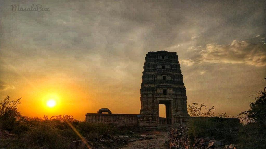 Madhavaraya Swamy temple Gandikota