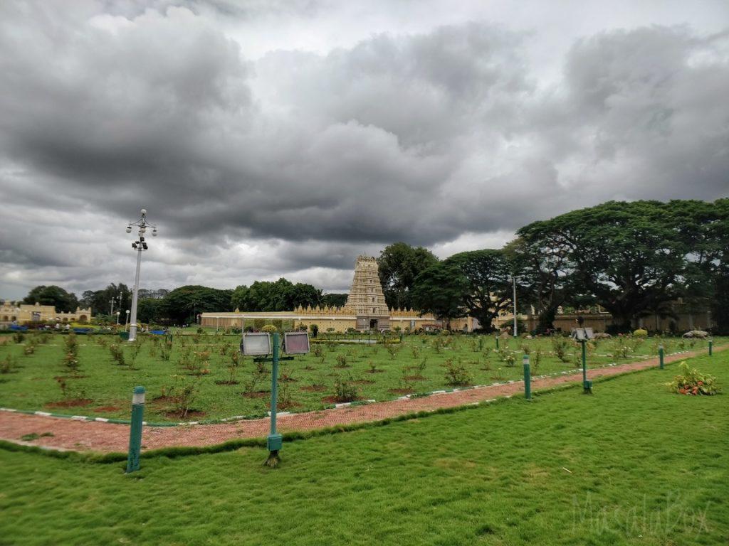 mysore palace temple