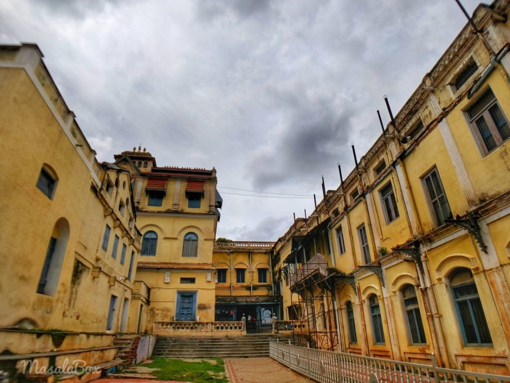 old mysore palace