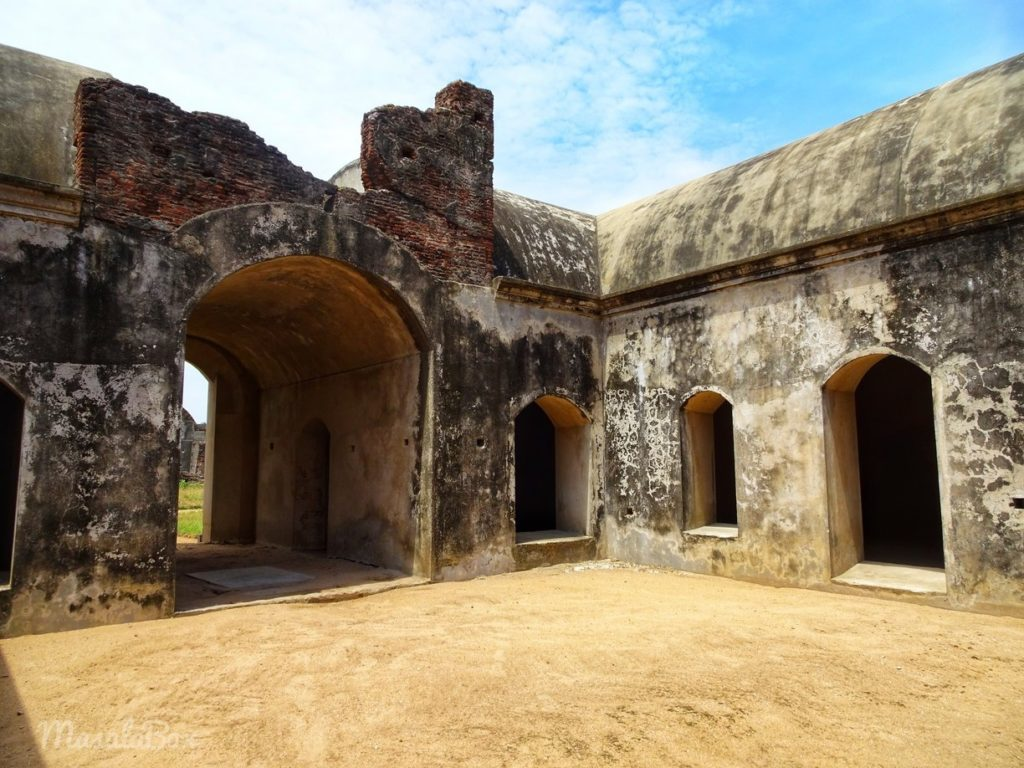 rooms sadras fort