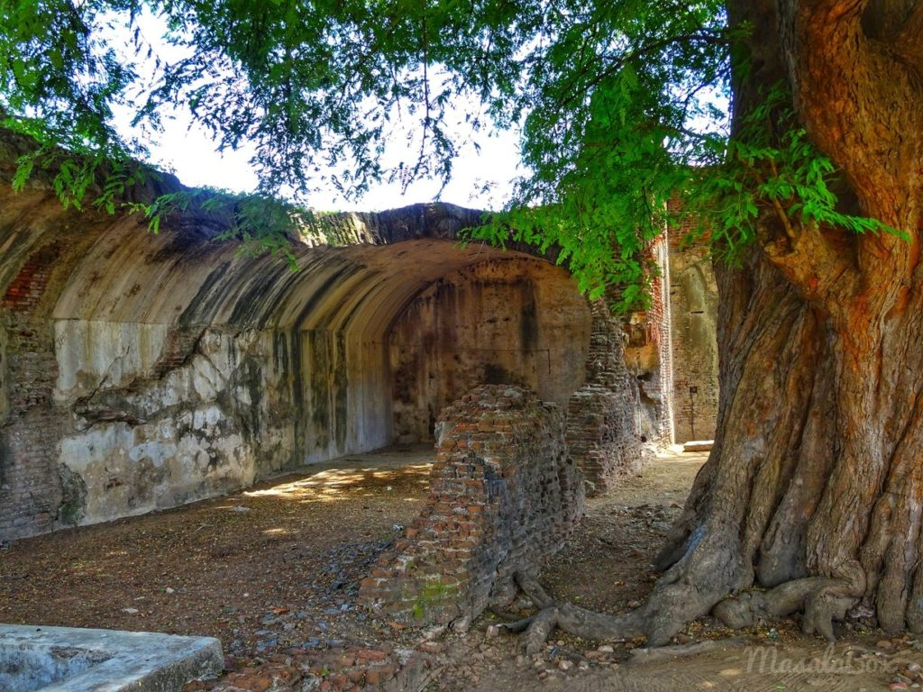 sadaras fort remains