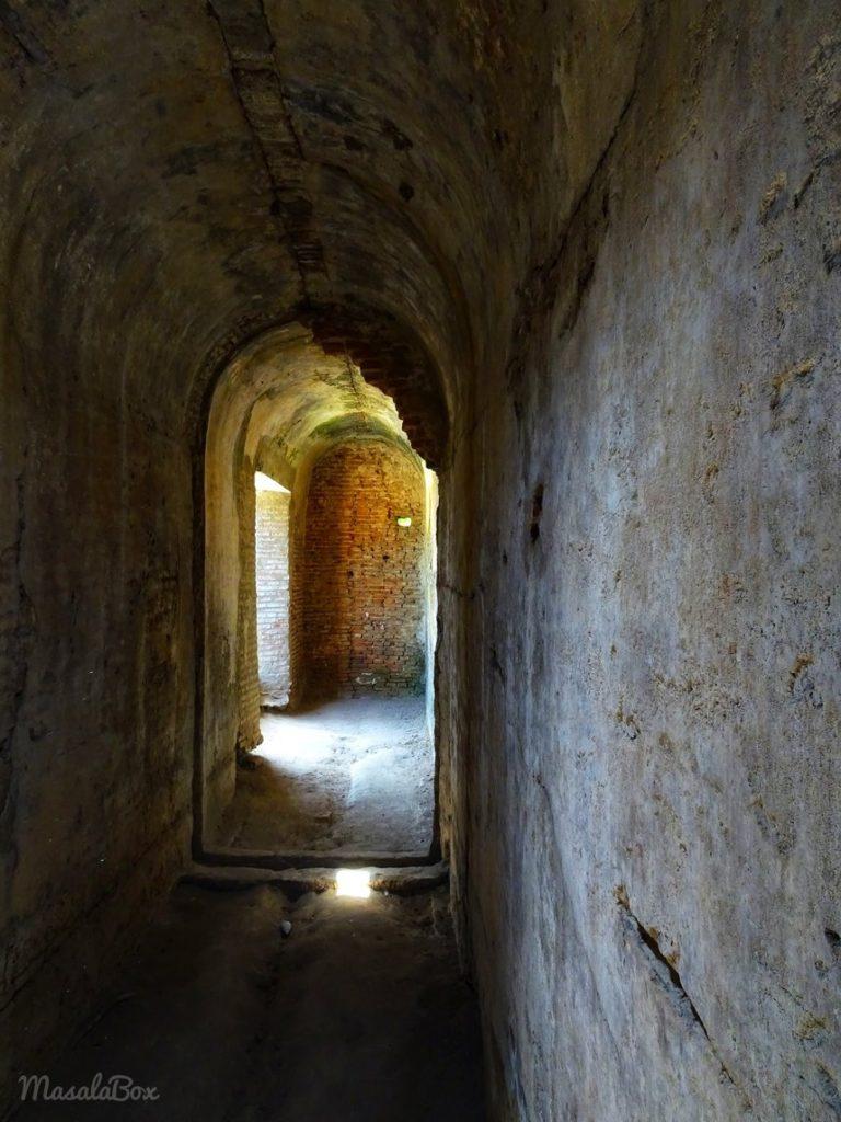 sadras passage