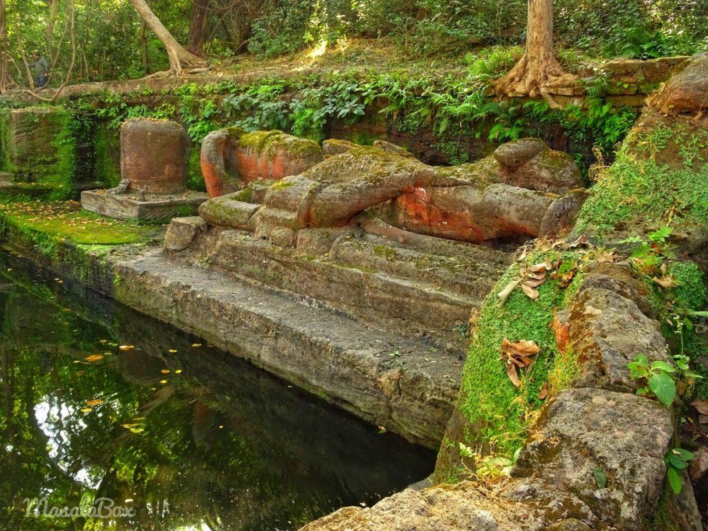 Shesh shaiya Bandhavgarh