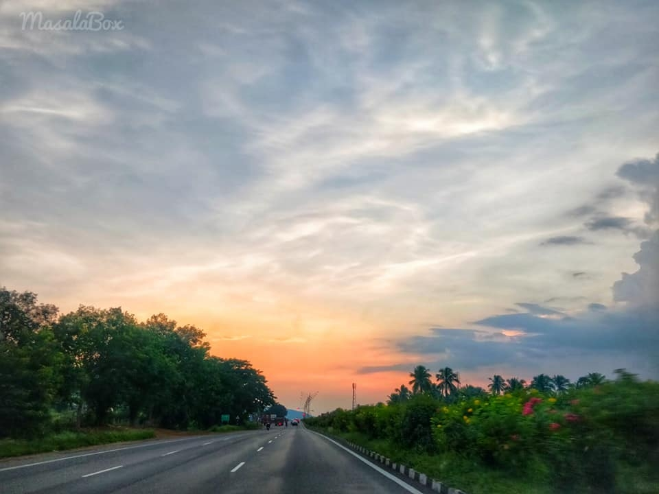 bangalore chennai highway