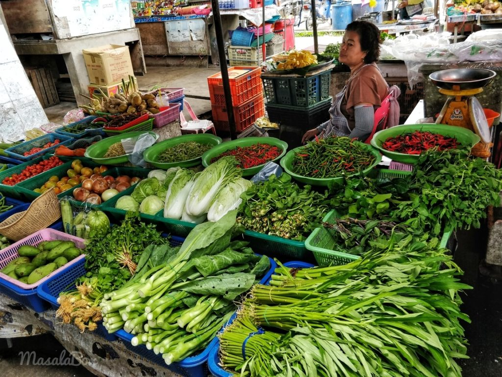 thailand vegetables