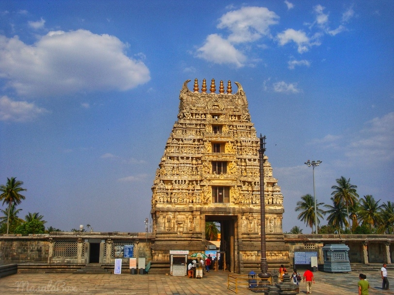 Chennakeshava temple of Belur