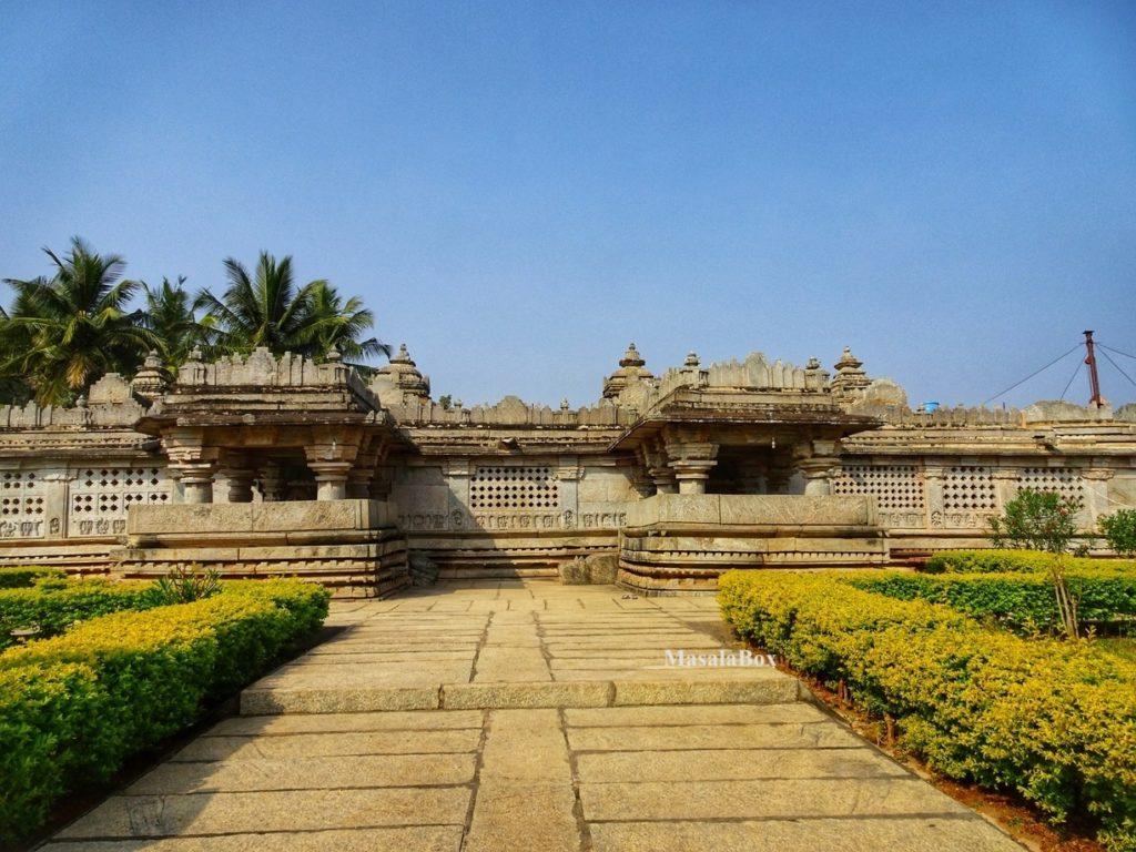 Panchalingeshwara temple at Govindanahalli