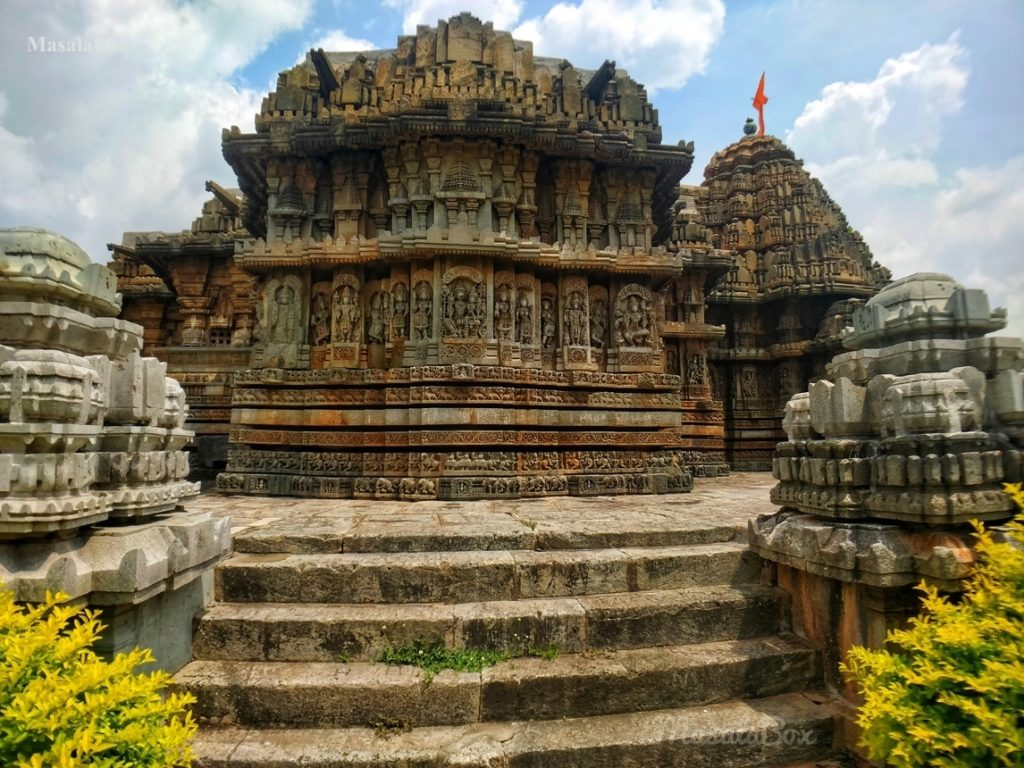 LakshmiNarasimha temple at Haranhalli