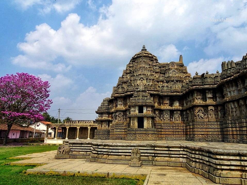 Lakshminarayana Temple of Hosaholalu
