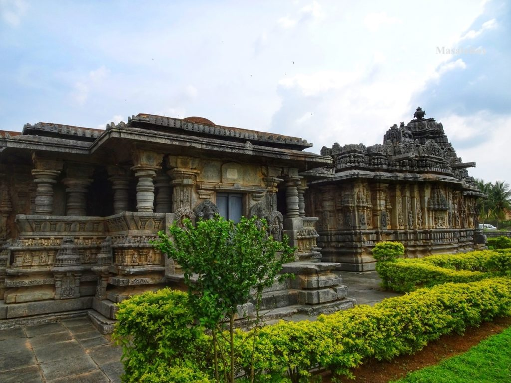 Bucesvara temple at Koravangala