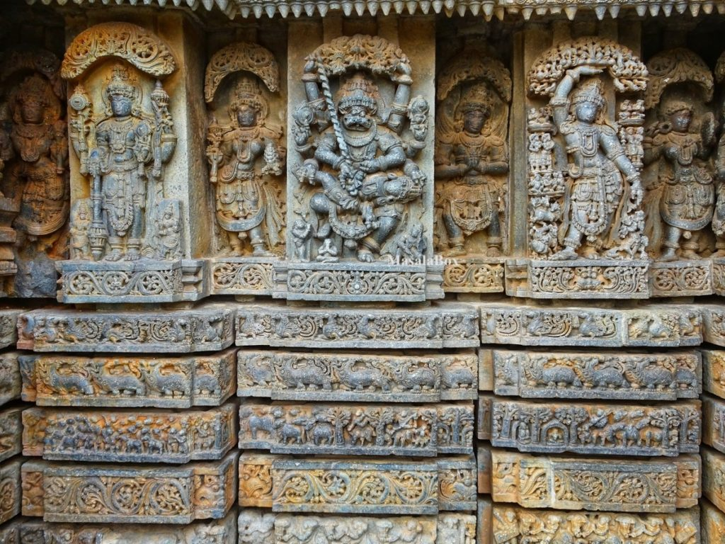 New Hoysala Architecture