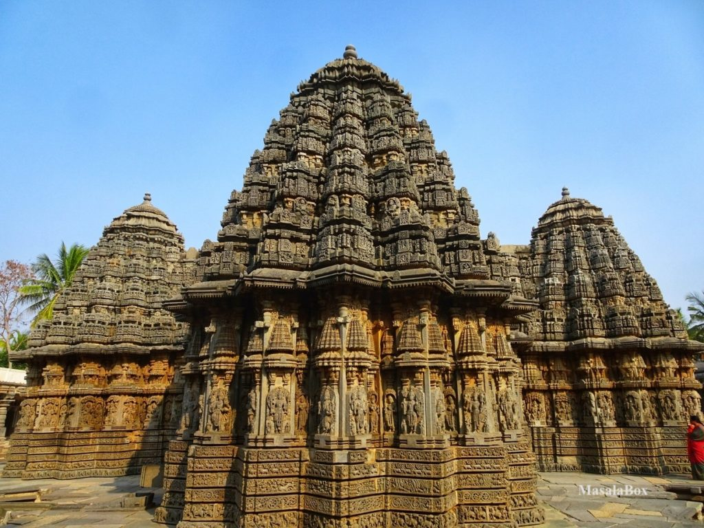 Chennakesava temple at Somnathpur