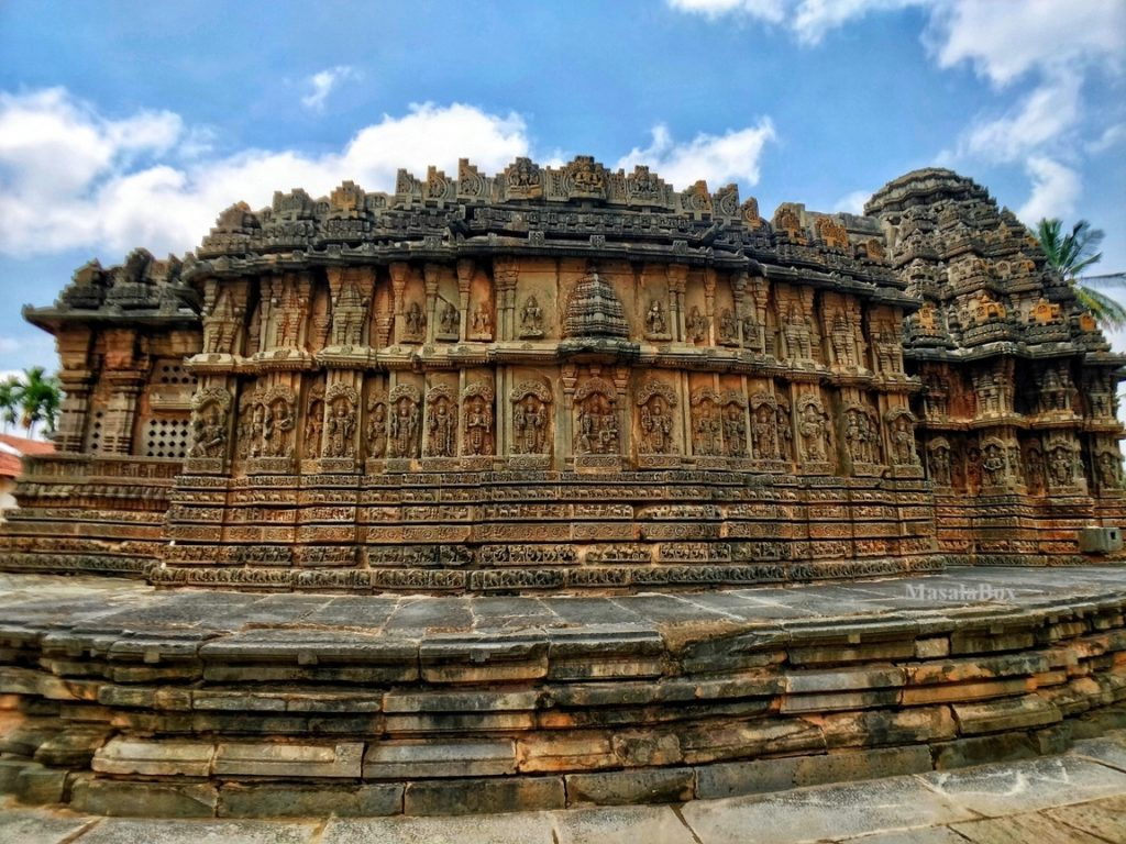 Chennakesava temple at Aralaguppe