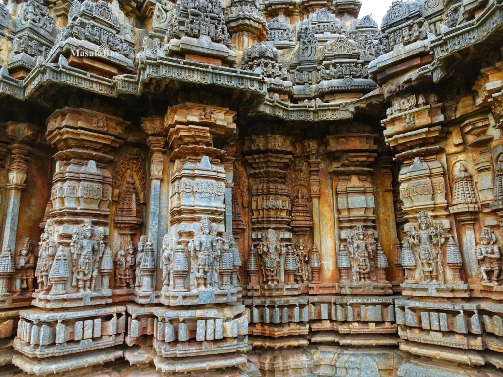 old hoysala temple architecture