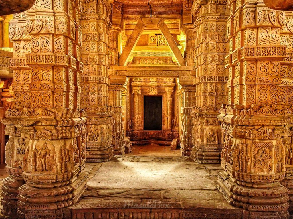 Sahastrabahu temple Gwalior