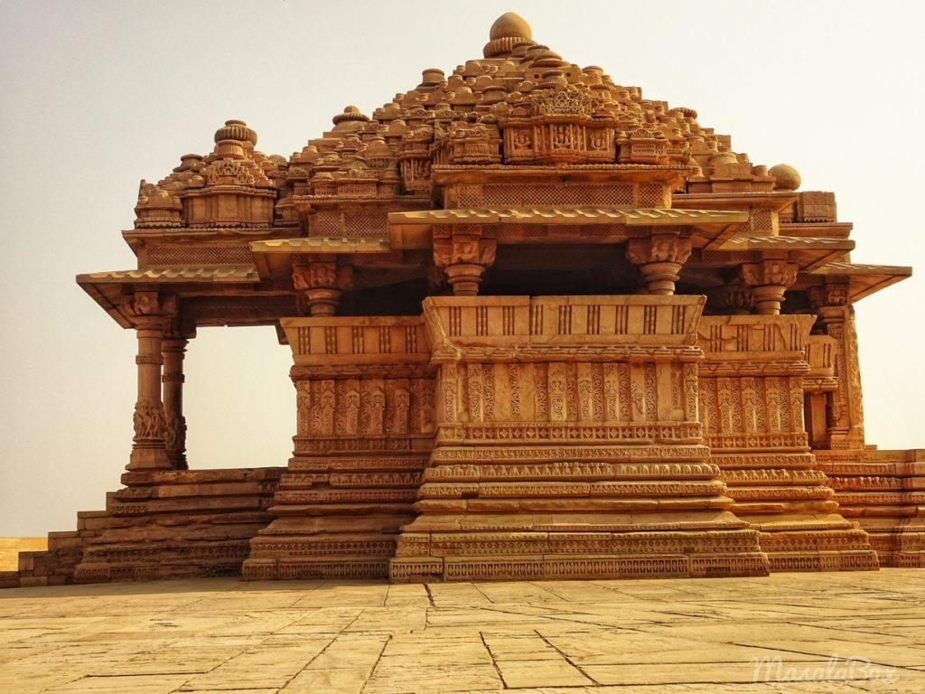 bahu temple gwalior