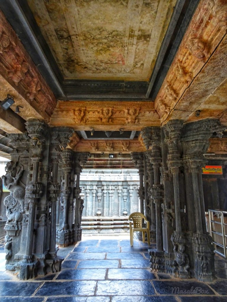 musical pillars bugga ramalingeshwara temple