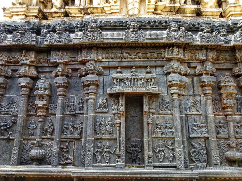 temple sculptures