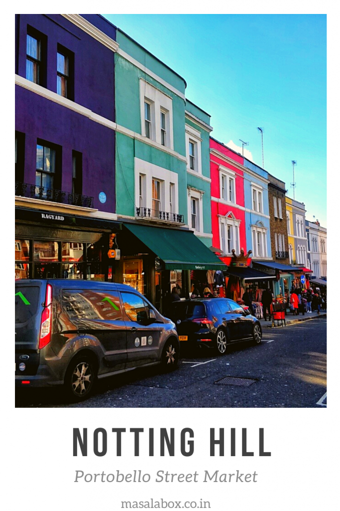 Notting Hill pinterest
