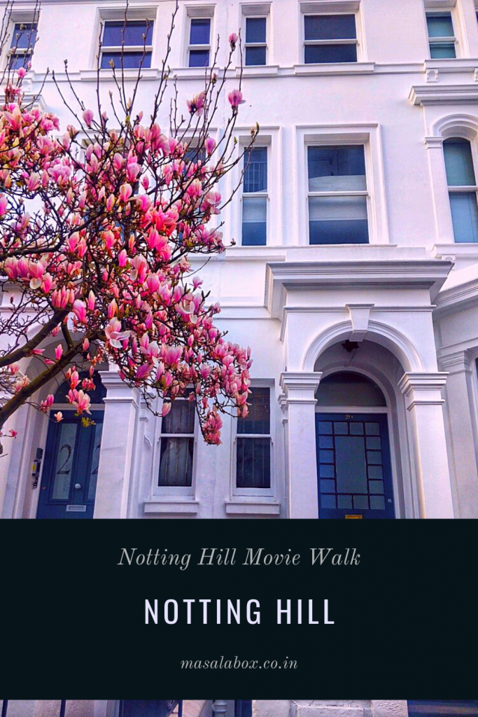 Notting Hill Movie Walk