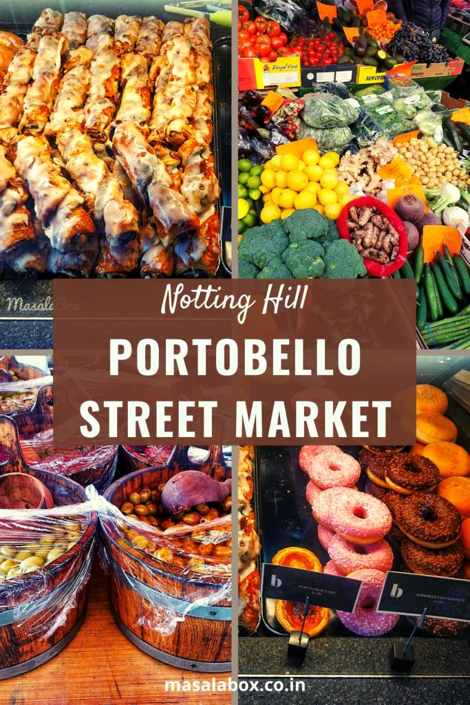 Portobello Street MarKet pinterest